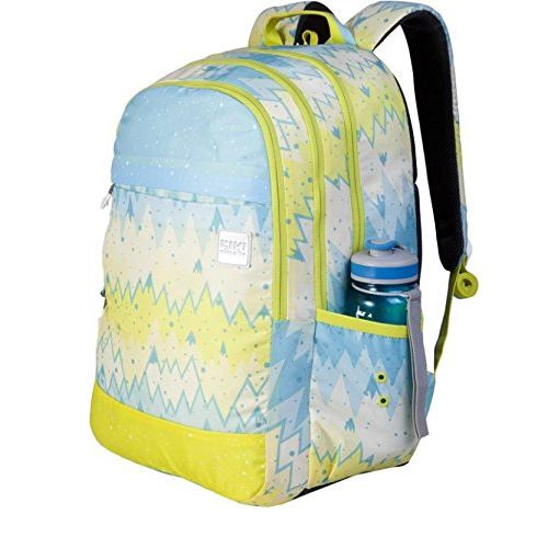 Wildcraft 37 Ltrs Yellow Casual Backpack (11661-Yellow)