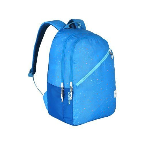 Wildcraft 32 Ltrs Blue Casual Backpack (11656-Blue)