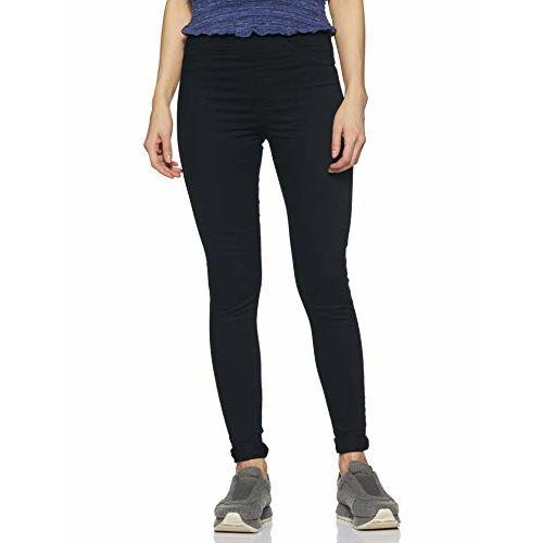 Marks & Spencer Women's Jeggings Jeans (8371K_Black_16)