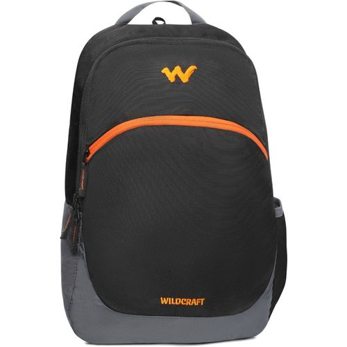 Wildcraft Zeal 17 L Backpack(Black)