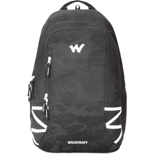 Wildcraft WC 5 Solid 42 L Backpack(Black)
