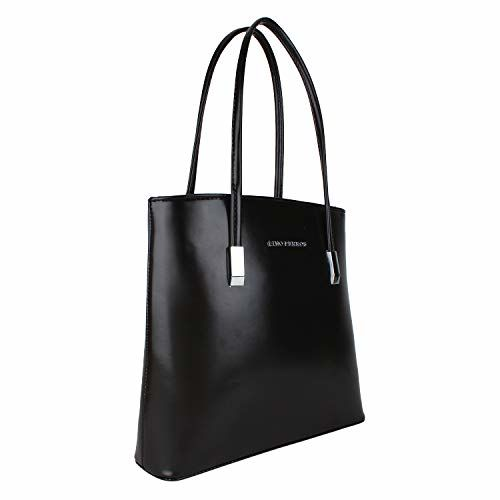 Lino Perros Women's Shoulder bag (Black)