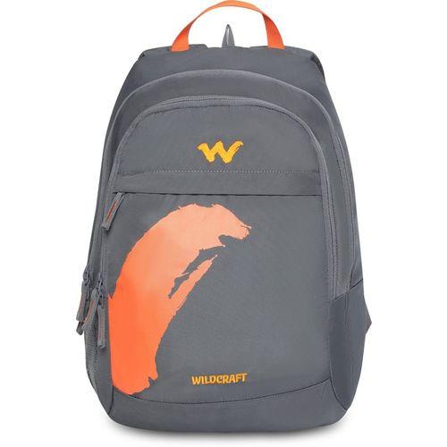 Wildcraft Seek 30 L Backpack(Grey, Orange)