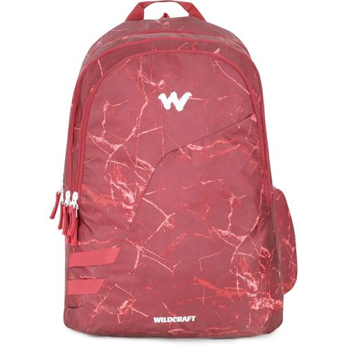 Wildcraft WC 7 Cracks 44 L Backpack(Red)