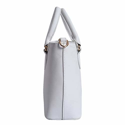 Lino Perros Women's Handbag (White)