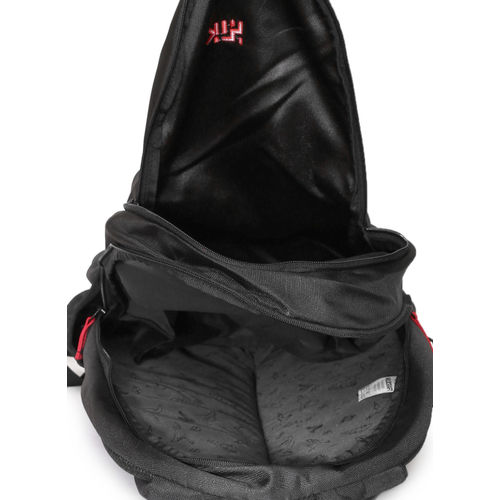 Wildcraft Men Black Utility Backpack