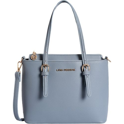 Lino Perros Shoulder Bag(Blue)