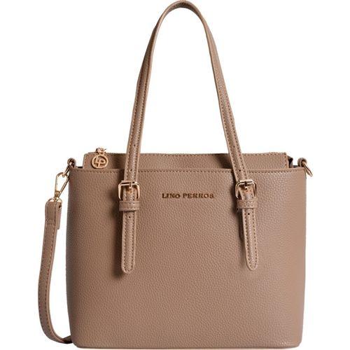 Lino Perros Shoulder Bag(Beige)