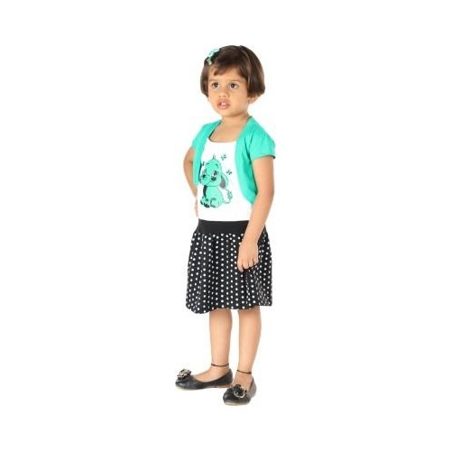 Lil Orchids Girl s A line Dres