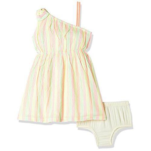 nauti nati Girls' A-Line Midi Dress