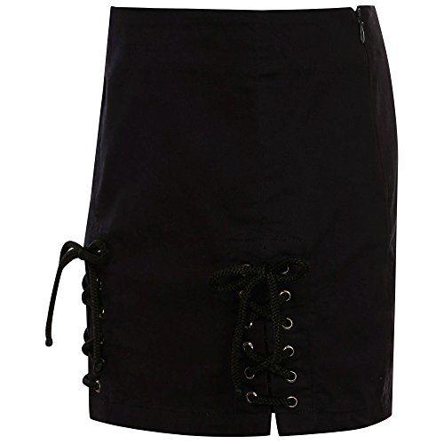 nauti nati Girls' Regular Fit Skirt