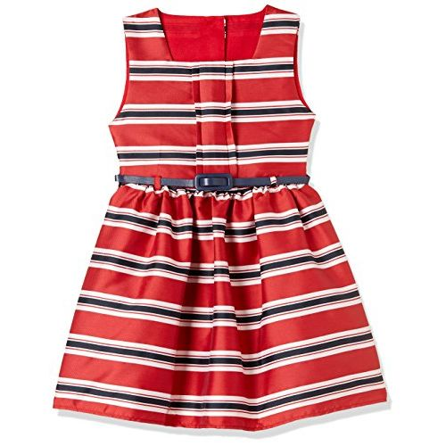 Mothercare Girls' A-Line Cotton Knee-Long Dress