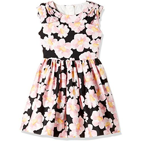 Mothercare Girls' A-Line Knee Long Dress