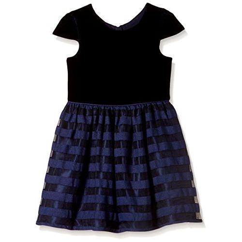 Mothercare Girls' A-Line Knee Long Dress