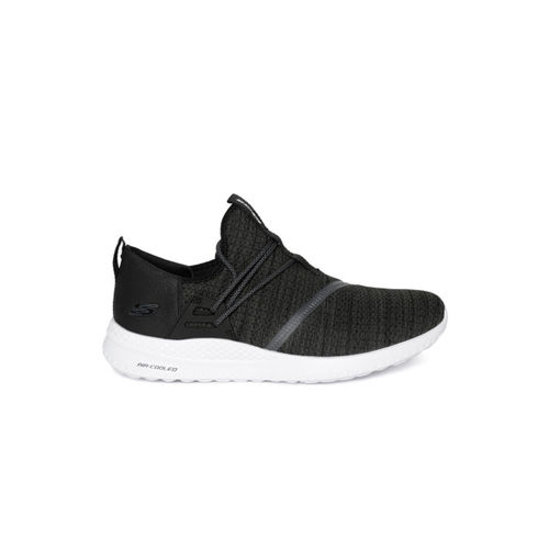 Skechers Men Charcoal Grey Matera-Holcrest Training Shoes
