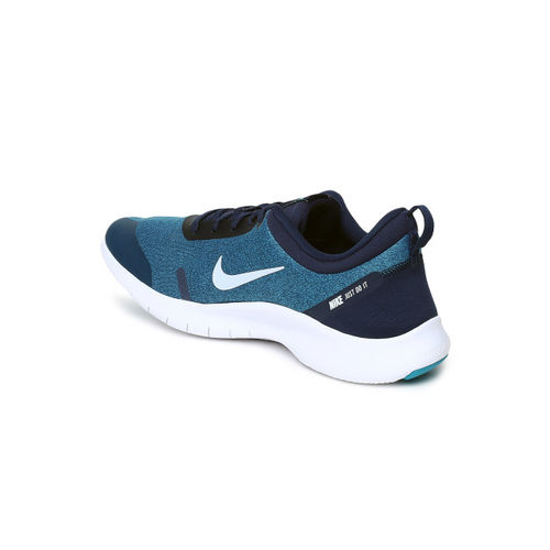 Nike Men FLEX EXPERIENCE RN 8 Blue Running Shoes