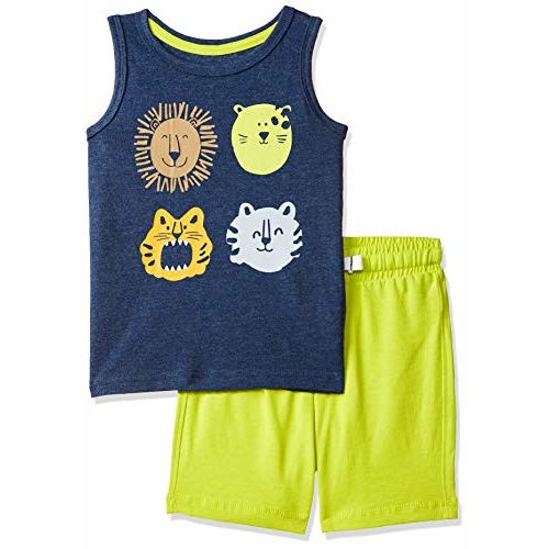 Mothercare Baby Boy's Regular fit Pyjama Top