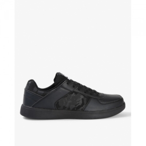buy ajio panelled laceup shoes online  looksgudin