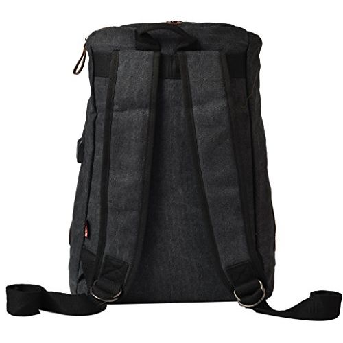 F Gear Muddle 19 Ltrs Black Casual Backpack (2717)