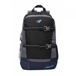 7b2a8ab12a334 Buy Puma 18 Ltrs Puma Black Nrgy Yellow Laptop Backpack (7488302 ...