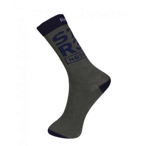 Reebok Men's Arch & Ankle Support Socks