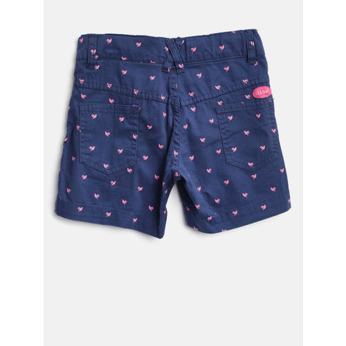 612 League Girls' Shorts