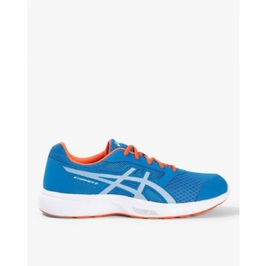 ASICS Stormer 2 Panelled Lace-Up Sports Shoes