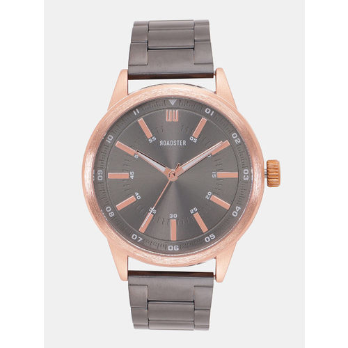 Roadster Men Grey Analogue Watch MFB-PN-WTH-R9621