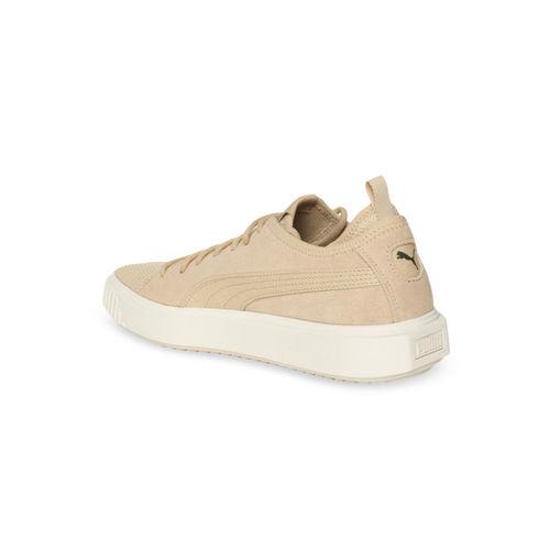 Puma Unisex Beige Breaker Mesh Camo Sneakers