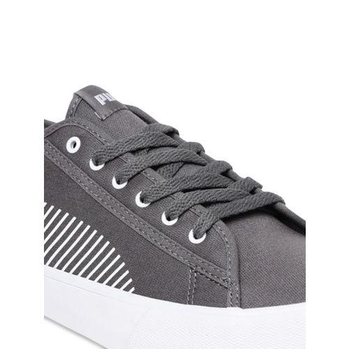 Puma Unisex Grey Sneakers