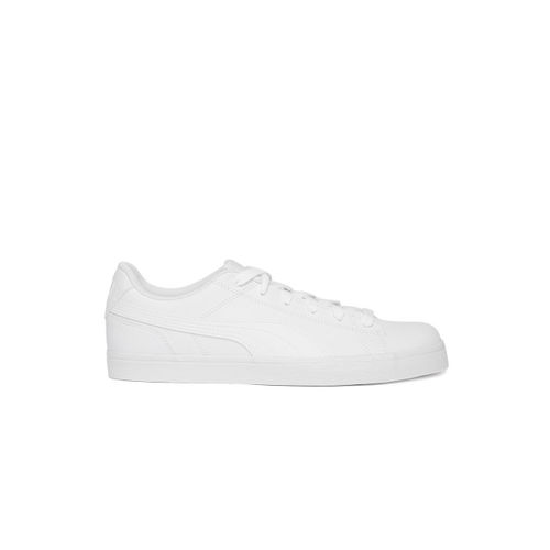 Puma Unisex White Court Point Vulc v2 Sneakers