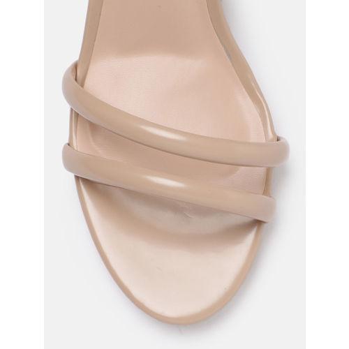 CORSICA Women Pink Solid Sandals