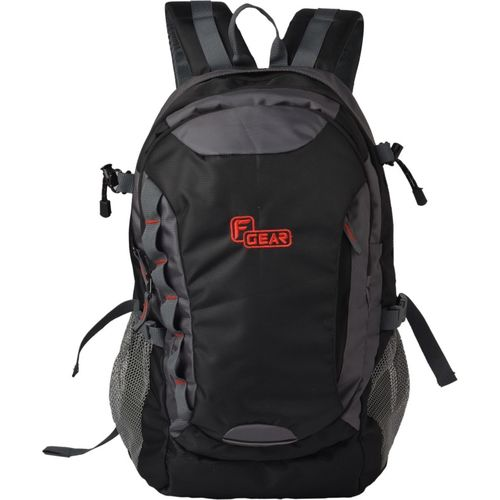 F Gear Fortune 27 L Backpack(Black, Grey)
