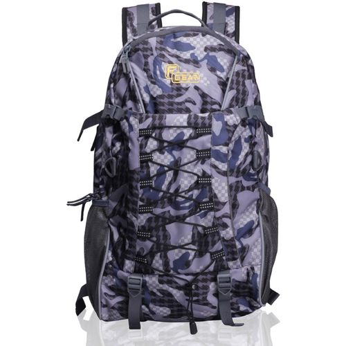F Gear Maco cmo 35 L Laptop Backpack(Grey)
