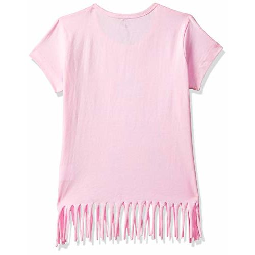612 League Girl's Plain Regular fit T-Shirt