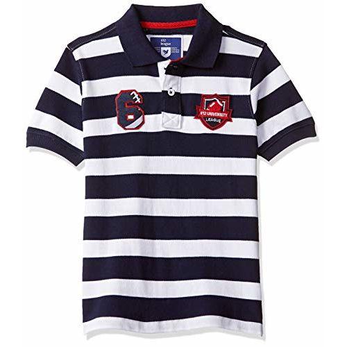 612 League Boy's Plain Regular fit T-Shirt