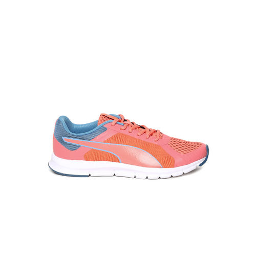 Puma Women Peach-Coloured Trackracer Running Shoes