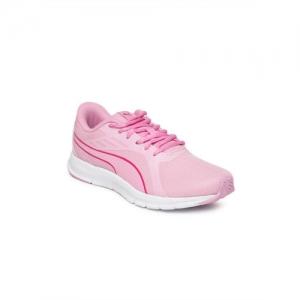 Puma Women Pink Felix Runner NM IDP Running Shoes