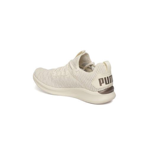 c9ec0ba3c3 Buy Puma Women Off-White IGNITE Flash Luxe Running Shoes online ...