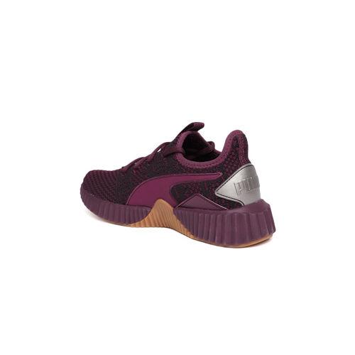 Puma Women Purple Training or Gym Shoes
