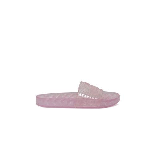 Puma Women Pink Flip-Flops