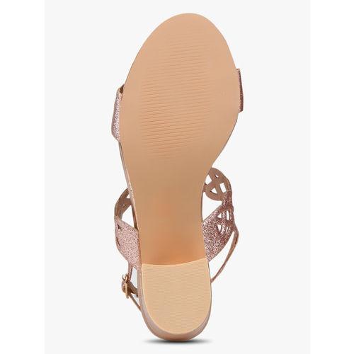 Elle Champagne Sandals