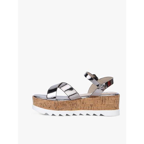 Elle Grey Sandals