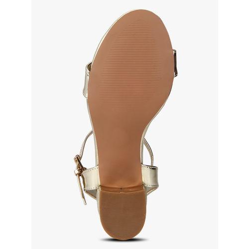 Elle Gold Sandals