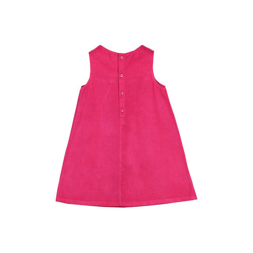 Beebay Girls Pink A-line Dress