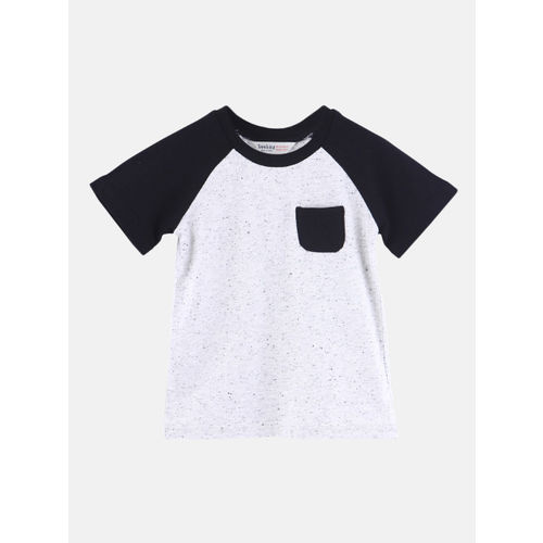 Beebay Reglan T-Shirt with Pocket Navy for Boys