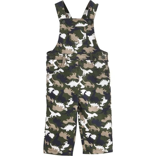 Beebay Camouflage Print Dungaree for Boys