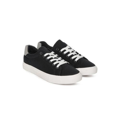 ether Women Black & Grey Sneakers