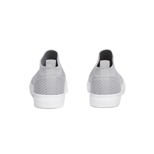 ether Women Grey Slip-On Sneakers