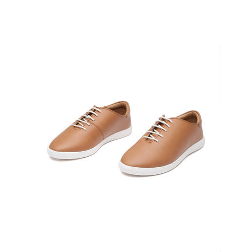 ether Women Brown Sneakers